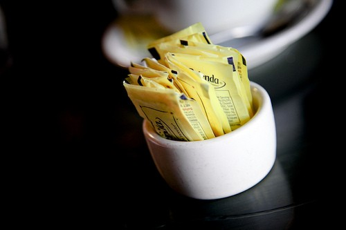 The Brain Cannot be Fooled by Artificial Sweeteners