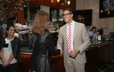 Gilt City Celebrates The Launch Of Fredrik Eklund's 'The Sell: The Secrets Of Selling Anything To Anyone' Book