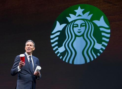Howard Schultz Success Story  Revealed Before He Steps Down As Starbucks' CEO