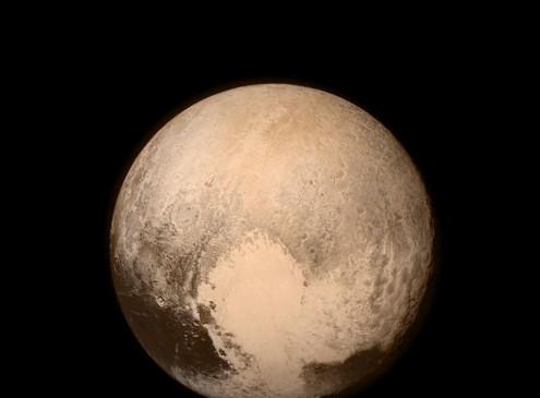 Pluto's 'Heart': A Big, Cold, Deep and Slushy Ocean