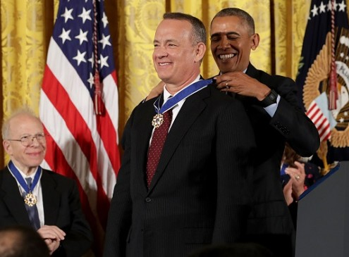 'Sully' Actor Tom Hanks Reveals Arts Education Is Important