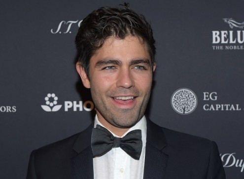 'Entourage' Star Adrian Grenier Offers Career Advice And Talks Ocean Preservation