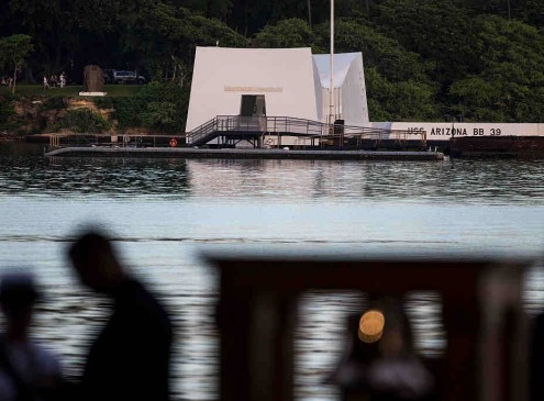 Day of Infamy: Pearl Harbor Attack Remembered 75 Years Later