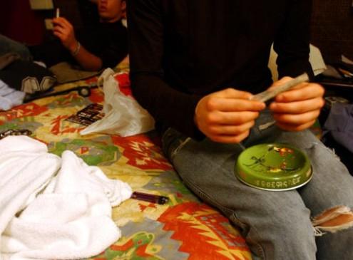 Marijuana Use Among Teens Declining, Survey Says
