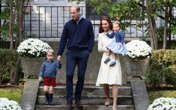 Prince William and Kate Will Celebrate Christmas With Middletons