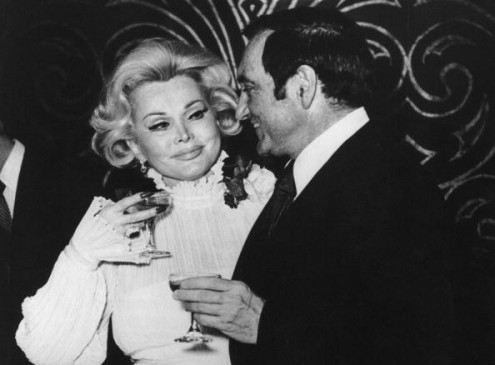 Zsa Zsa Gabor Dead But Still Alive For Actors Everywhere