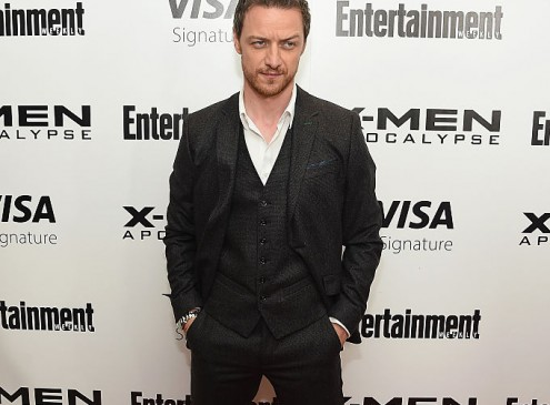 James McAvoy Faked His Way To Get An Acting Career In Hollywood