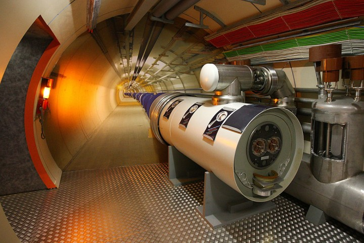 CERN continues research on antimatter