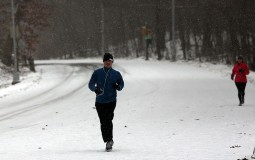 Jogging In winter, Staying Fit During The Holidays