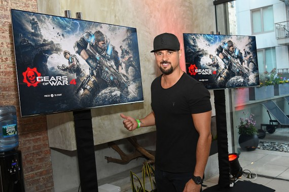 Xbox & Gears Of War 4 New York Launch Event At The Microsoft Loft - Day 2
