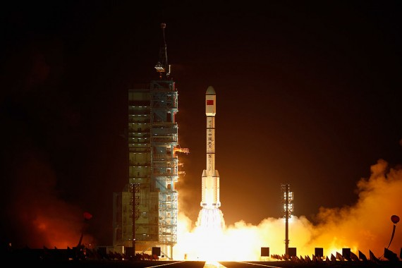 China announces Mars plans for 2020