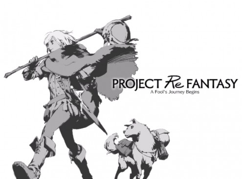 Atlus Games 2017: 'Project Re Fantasy: A Fool's Journey Begins' Launched Concept Video, Gameplay; Created Studio 0