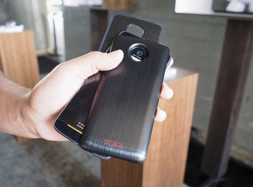 Moto Z Smartphones in China: Reportedly Runs ZUK's Custom Software ZUI; Lenovo Beta Testing Shows Removal of Stock Android [VIDEO]