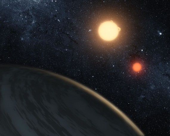 A star's explosion may reach Earth in 2022