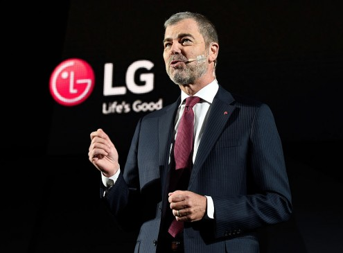 LG At CES 2017 Unveils New Super Thin 4K OLED TV Flagship And New Product Innovations [Video]