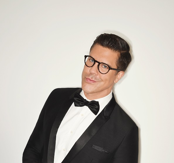 """Dress for Success,"" says Realty TV star Fredrik Eklund"