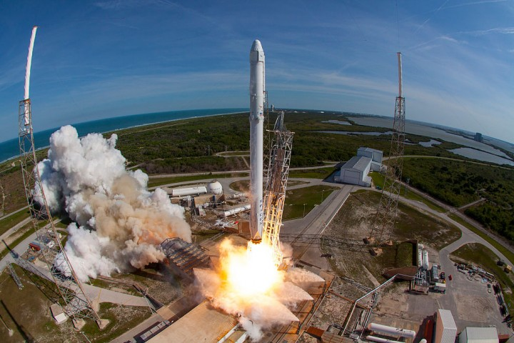 SpaceX Launch May Have Slipped To Monday
