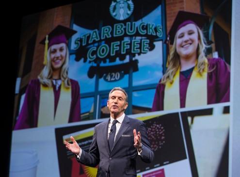 Starbuck's Founder Howard Schultz's Caffeine-Loaded Success Strategies