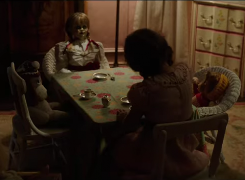 'Annabelle 2': Conjuring's Creepy Doll Is Back For A Spine-Tingling Sequel [Video]