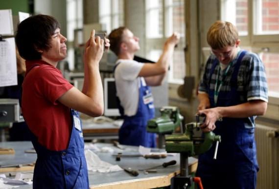 Interns learn job skills the classroom could never teach