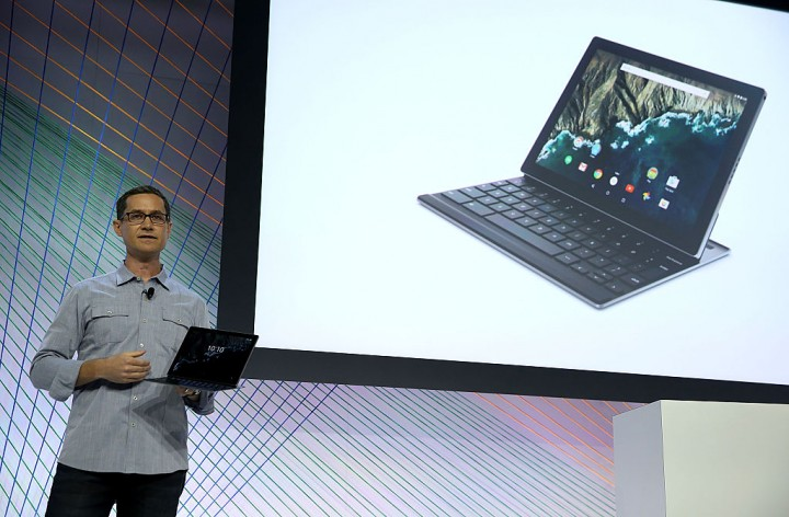 Android-based Pixel C tablet announced during an event