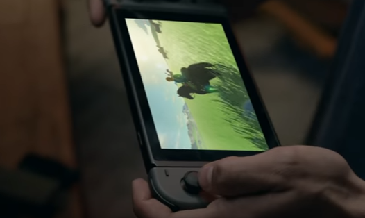 Nintendo Switch will be released in March