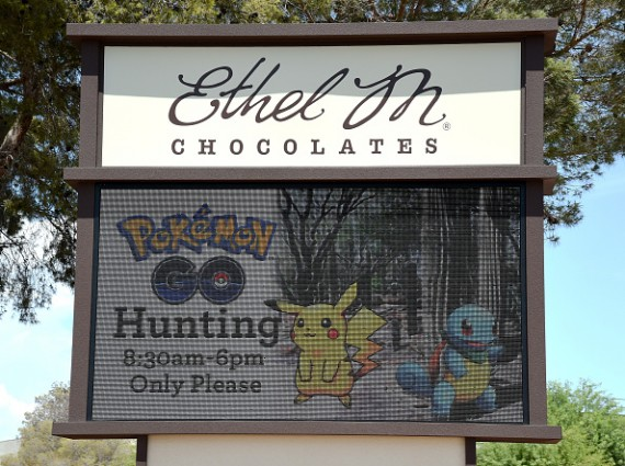 Business Sets Hours For Pokemon Go Players