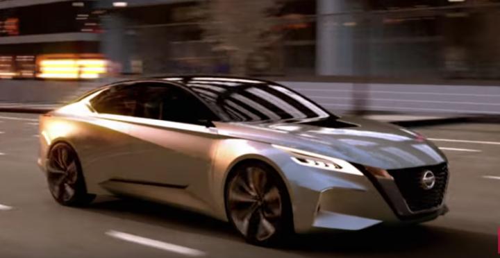 Nissan Vmotion 2.0 Concept Car