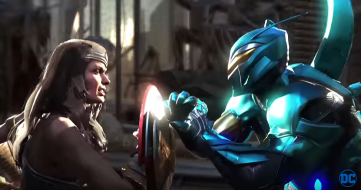 Injustice 2 Lines are Redrawn trailer has dropped and it looks epic