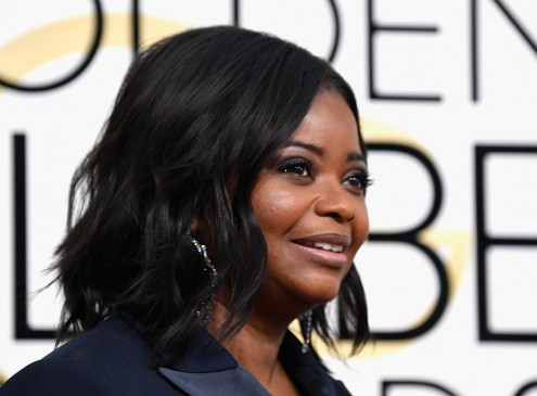 'Hidden Figures' Actress Octavia Spencer Is Harvard University's Hasty Pudding Woman Of The Year