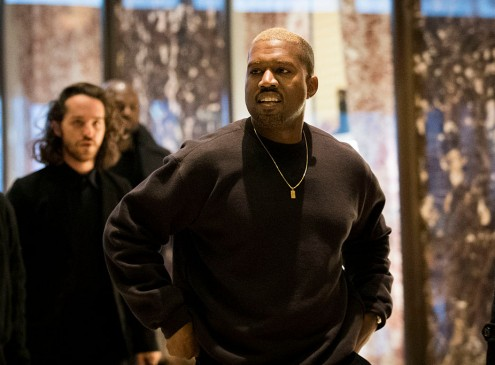 Kanye West Class At Washington University Talks Career And Even Taylor Swift