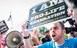 The group Students For Life actively advocates for the sanctity of life.