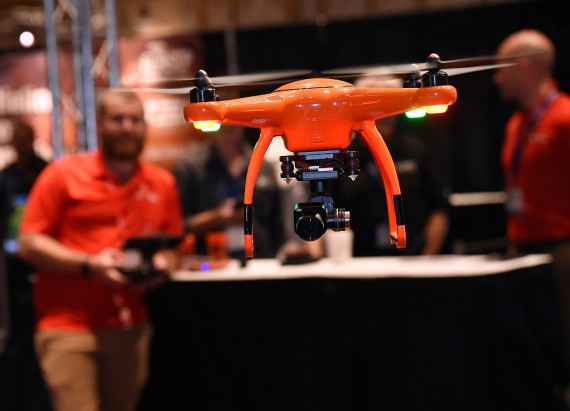 Drone technology can be seen as a service in delivery system, documentation and research.