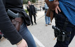Ohio's new state law allows the concealed carrying of guns inside college campuses.