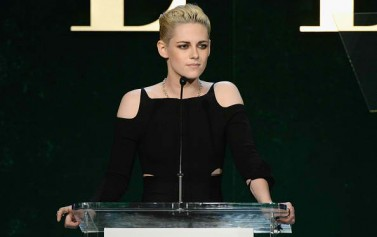 Kirsten Stewart Has A Research Paper On Artificial Intelligence