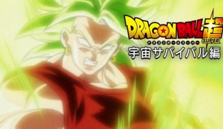 Resultado de imagem para dragon ball super universe survival brolly