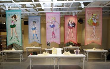 Sailormoon exhibition