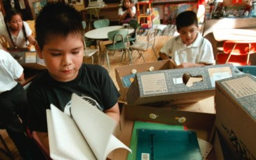 A Classroom Using Personalized Learning