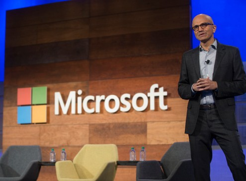 'Microsoft' CEO Satya Nadella Will Slay 'Starbucks' Competitors If Accepted As Director