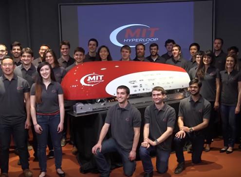 SpaceX Hosts Weekend Hyperloop Pod Race  For University Students In Hawthorne [Video]