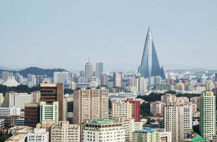 North Korean university reaches out to Texas A&M for agriculture advice