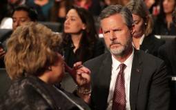 Liberty University's Jerry Falwell  Is Trump's Pick For Higher Education Task Force