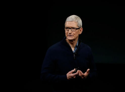 Apples' Tim Cook To Visit Scotland, Glasgow University For Honorary Degree