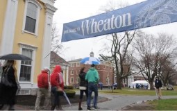 Wheaton College Uses Cold, Hard Cash To Help Refugee Students