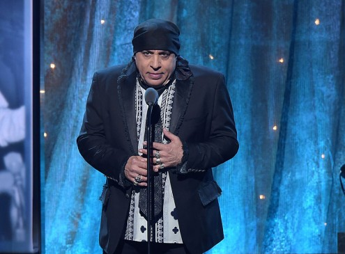 Little Steven Van Zandt Is Rutgers University's 2017 Speaker For $35K