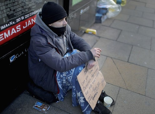 Homeless College Students Rate Rises Due To Hunger And School Fees, May Not See Graduation