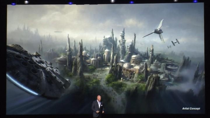 Disney Star Wars lands to open in 2019