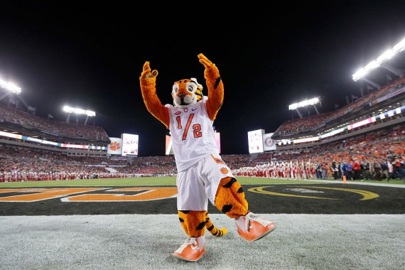 CFP National Championship And College Mascots