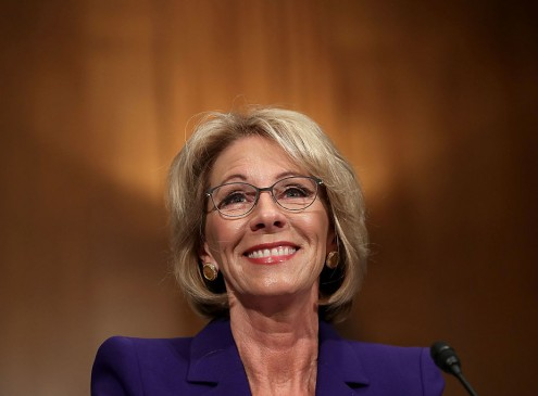 What Education Secretary Betsy DeVos Should Do For Title IX