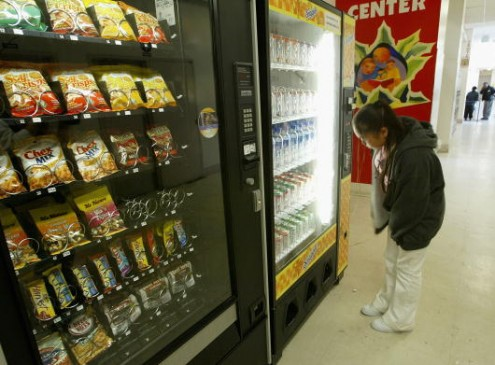 University Attacked By Own Vending Machines, Light Sensors And All IOT Devices